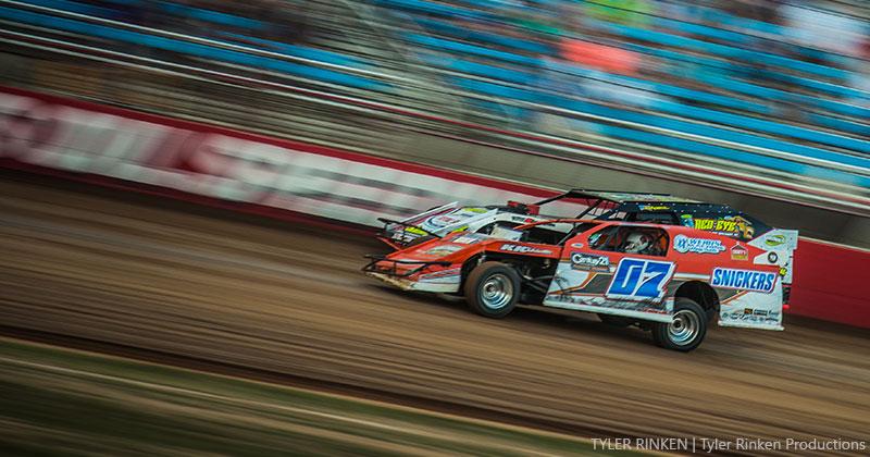 Effort falls short at Lucas Oil Speedway