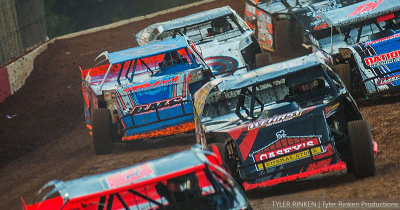 Duvall pockets 17th-place paycheck at Lucas Oil Speedway