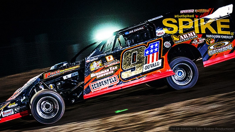 Serious cash, awards in place for Sunday's USMTS debut at Creek County Speedway