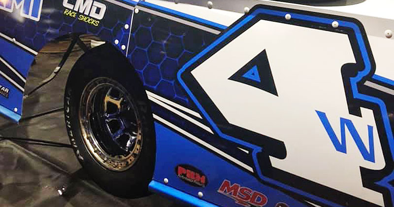 Wolff with top-five in Wild West Shootout opener