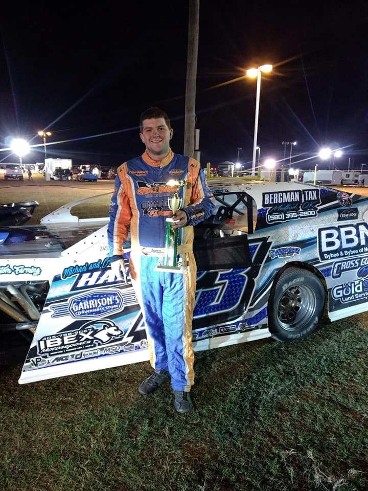 Logan wins USRA Modified feature in Modified return