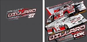 """2018 """"Thriller"""" Racing Shirt (Gray)"""