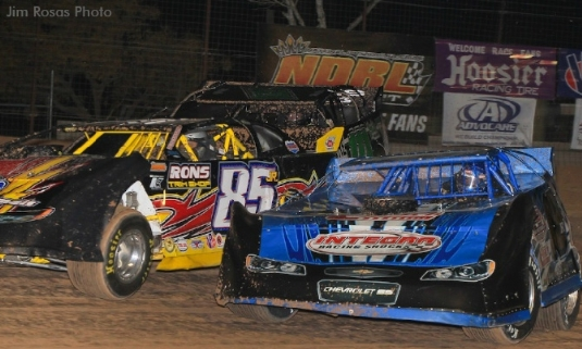 """El Paso Speedway Park: NDRL """"Kings of Dirt"""" Battle at the Border"""