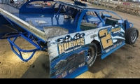 Zane DeVilbiss of Farmington, N.M., drove the Gressel Racing dirt modified for the final two events of the 2017 season at the Thunderbird Speedway in Muskogee, Okla., Oct. 27-28, and USMTS season finale at the 81 Speedway in Park City, Kan., Nev. 3-4.