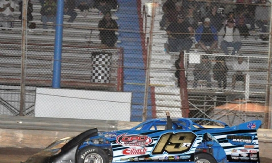 "Tucson International Raceway: NDRL ""Kings of Dirt"" Winter Extreme"