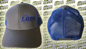 Lobo Racing Hat (blue)
