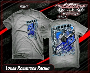 2018 Logan Robertson Racing T-Shirt