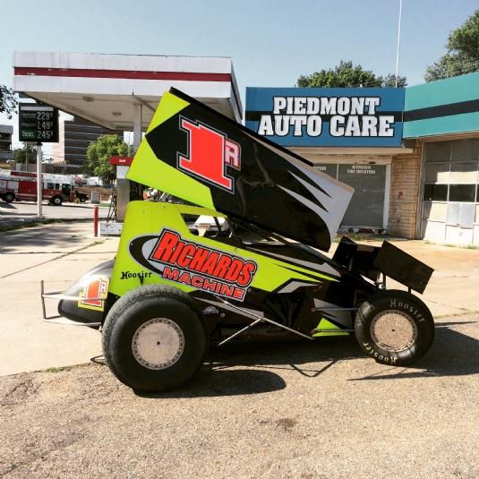 ASCS Sprint Car Series at U.S. 36 Raceway