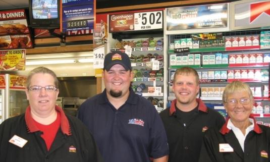 33z & Caseys General Stores